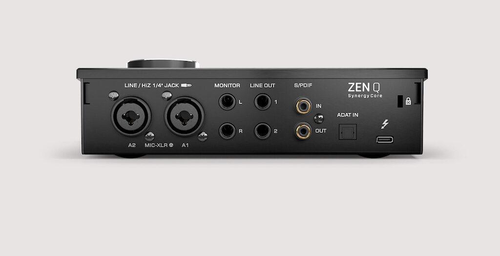 Antelope Audio ZenQ interfaccia audio recording audio pro project home recording audiofader prezzo