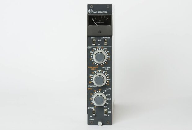 Heritage Audio 2264E hardware mixing comp pro studio midi music luca pilla test review recensione audiofader