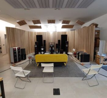 HiFi Roma VDM Group hardware sound audiofader