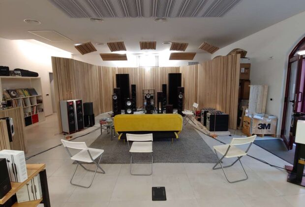 HiFi Roma VDM Group hardware sound audiofader