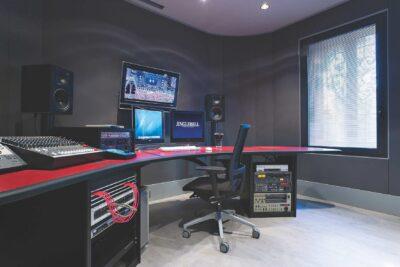 Carlo Forester Jinglebell Studio post produzione audio video sonorizzazione inchiesta audiofader stefano pinzi