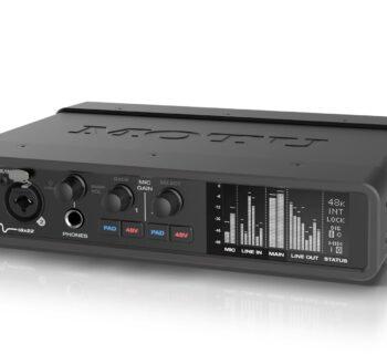 Motu UltraLite-mk5 interfaccia audio recording mixing home studio hardware backline audiofader