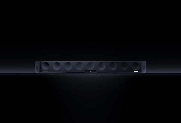 Sennheiser AMBEO Soundbar hardware hifi audio home exhibo audiofader
