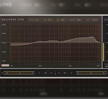 SoundTheory Gullfoss Live eq dinamico plug-in audio software daw audiofader