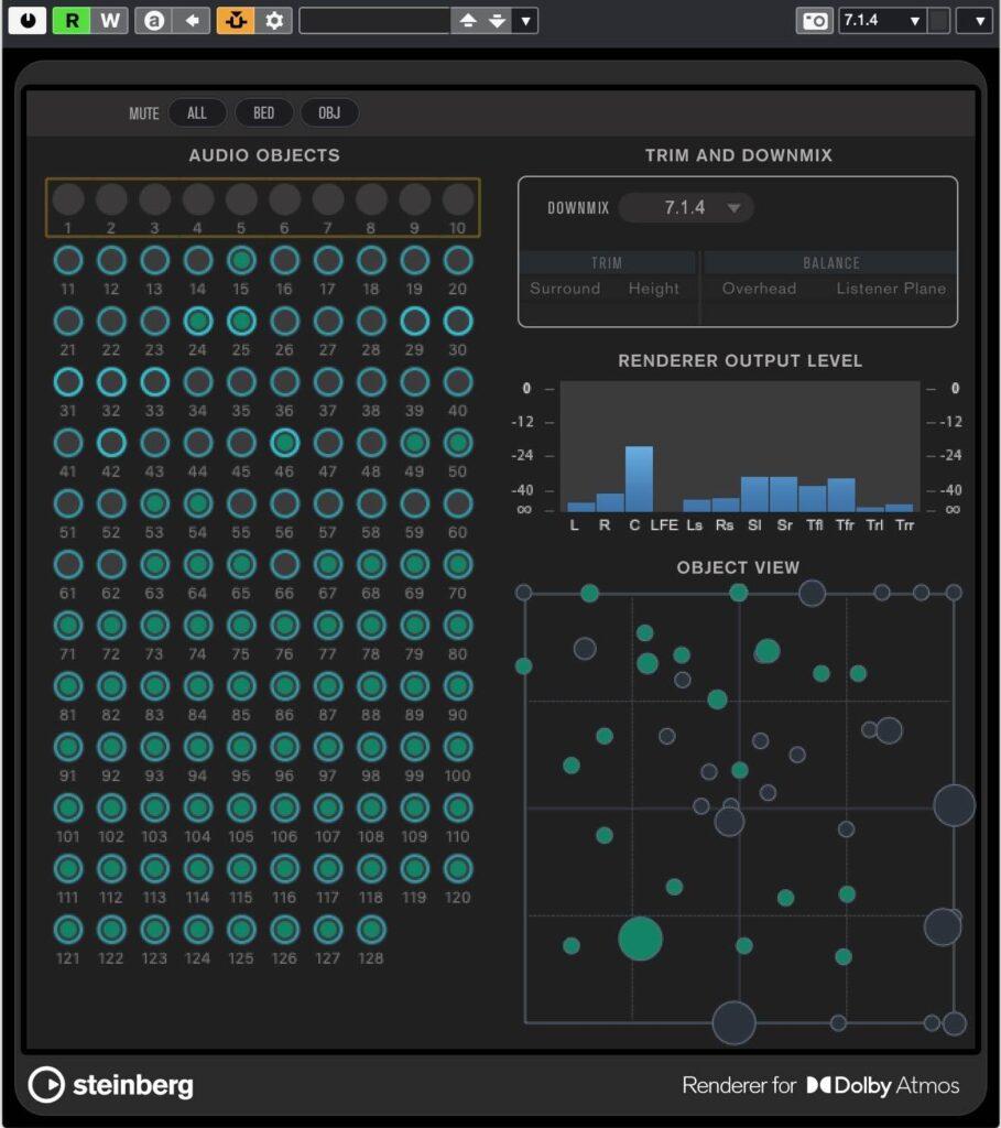 Steinberg Nuendo 11 test recensione review daw post production produzione vincenzo bellanova audiofader daw software renderer