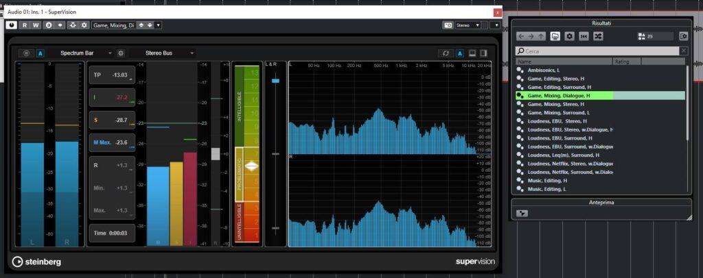 Steinberg Nuendo 11 prezzo test recensione review daw post production produzione vincenzo bellanova audiofader daw software supervision