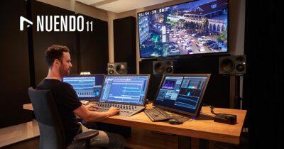 Steinberg Nuendo 11 prezzo test recensione review daw post production produzione vincenzo bellanova audiofader daw software