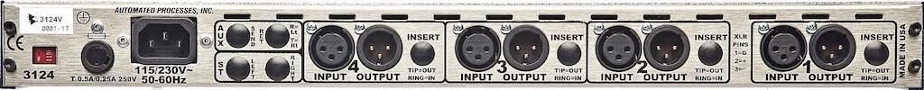 API 3124V API 312 review opinion recensione test console funky junk luca pilla audiofader prezzo