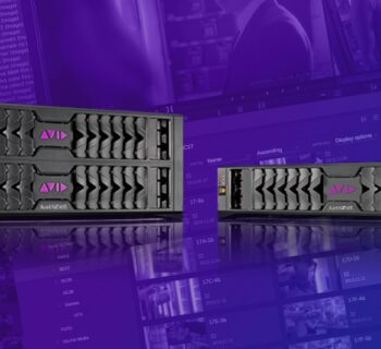 Avid Nexis Pro Media Bundle video storage broadcast audiofader