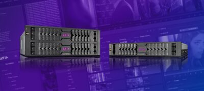 Avid Nexis Pro Media Bundle video storage broadcast audiofader