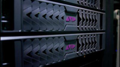 Avid Nexis hardware studio storace pro audiofader