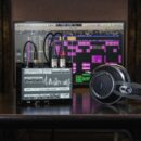 Cranborne audio N22H headphone amp mixing studio rec audiofader