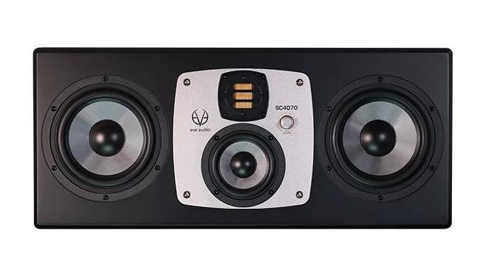 Eve Audio SC4070 monitor audio studio pro mix recording soundwave audiofader prezzo