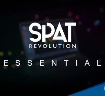Flux Spat Revoluzione Essential plug-in audio software mixing audiofader
