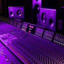 Harvey Mason Media ssl duality fuse console mixer mix rec banco midiware audiofader