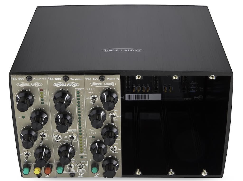 Lindell Audio PEX-500 recording mixing studio rack api500 hardware mattia panzarini recensione review test audiofader pultec