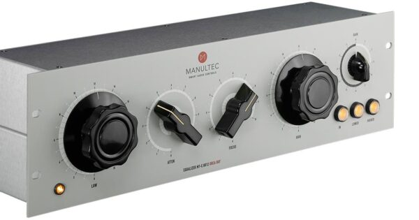 Manultec Orca eq passivo hardware outboard pultec mixing test review recensione luca pilla mastering audiofader