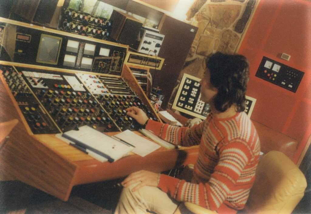 Tom Hidley rca studio mastering marcello spiridioni hardware intervista stefano pinzi audiofader