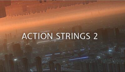 NI Action Strings 2 native instruments sample library virtual instrument kontakt audiofader