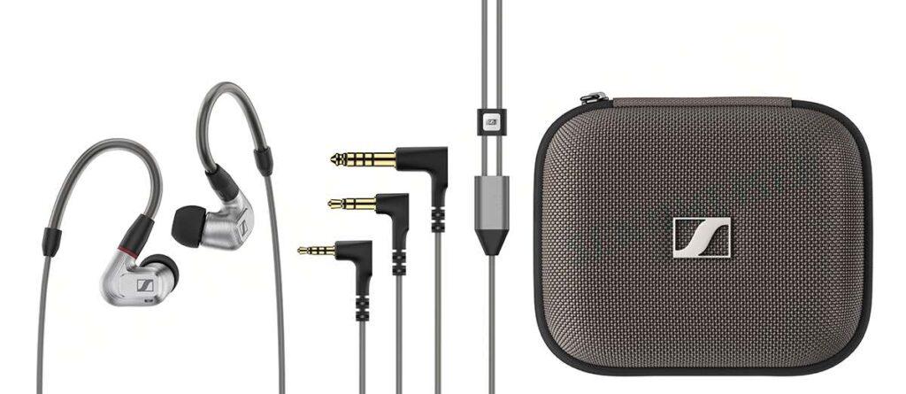 Sennheiser IE 900 in-ear monitor audio pro studio live broadcast exhibo audiofader