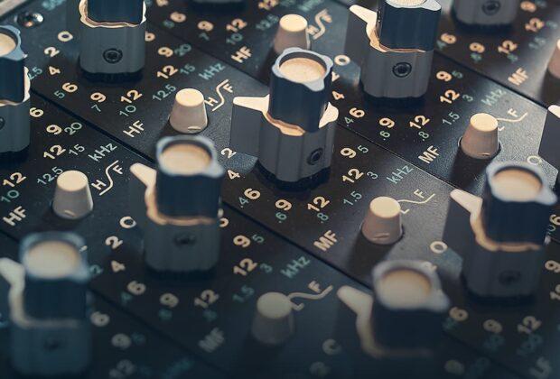 UAD API Vision Console Emulation plug-in luna daw recording system audio mixing producer midiware audiofader