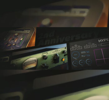 United Plugins 2nd Anniversary Bundle sconti offerte plug-in audio software mixing audiofader