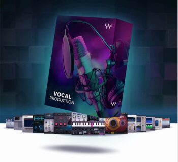 Waves Vocal Production plug-in audio mixing vox daw software audiofader