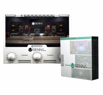 Acustica Audio Sienna VolD software plug-in audio mixing audiofader headphones cuffie