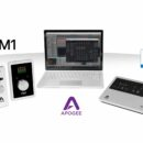 Apogee One Duet Quartet interfaccia audio mobile desktop mac windows recording mixing soundwave audiofader