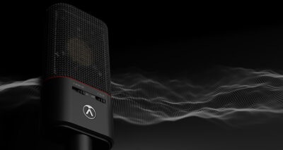 Austrian Audio OC18 Dual Set Plus microfono condensatore hardware rec studio audiofader