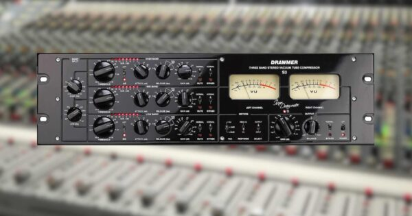 Drawmer S3 hardware test reviews recensione compressore multibanda andrea benassai audiofader