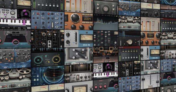 Speciale distorsione armonica lineare luca pilla audiofader audio pro plug-in software