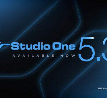 PreSonus Studio One 5.3 daw software update aggiornamento free midi music audiofader