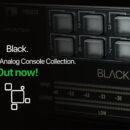 Acustica Audio Black virtual plug-in analog software daw mix gain staging audiofader