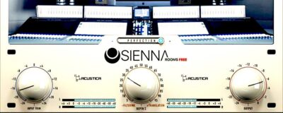 Acustica Audio Sienna free gratis freeware mixing headphone plug-in software audio audiofader test recensione review