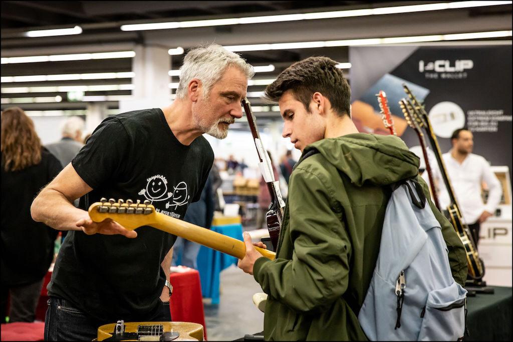 musikmesse 2022 Festival eventi musica live frankfurt francoforte fiera audiofader DitaVollmond