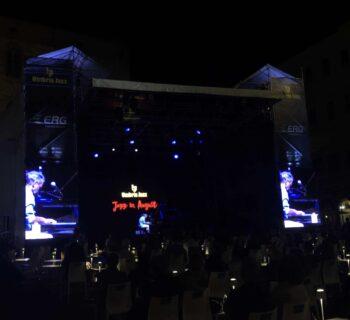 Merging Technologies Umbria Jazz eventi live audio pro anubis music mission vdm group audiofader