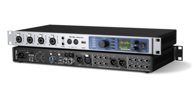 Test recensione review RME FireFace UFX+ midiware andrea scansani studio audio project audiofader