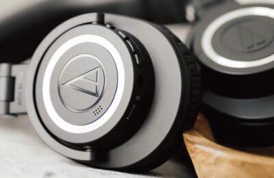 Audio-Technica ATH-M50xBT2 cuffie headphones pro audio wireless sisme audiofader
