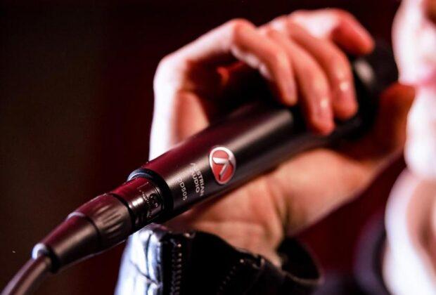 Austrian Audio OD505 oc707 live microfono dinamico condensatore audiofader
