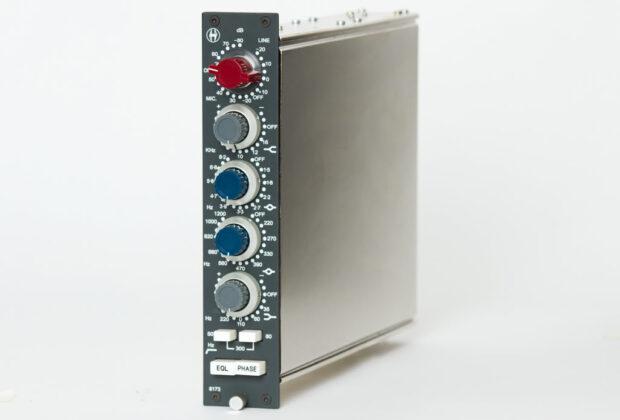 Heritage Audio 8173 pre eq hardware rack neve 1073 1081 recording studio pro midi music audiofader test review recensione luca pilla