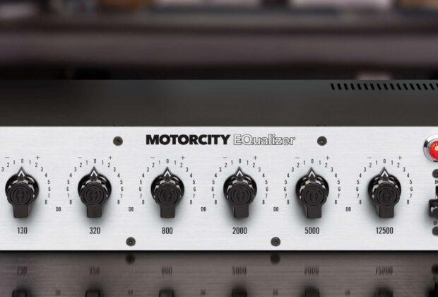 Heritage Audio Motorcity EQualizer outboard analog eq hardware rack recording mixing mix audio pro studio midi music audiofader