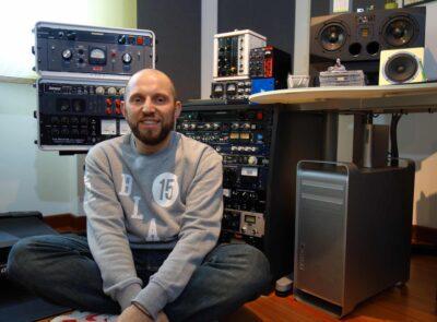 Antonio Fini intervista audio pro hardware audiofader luca pilla