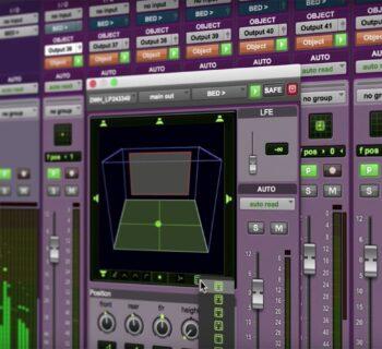 Avid Pro Tools daw software mixing editing soundwave audiofader