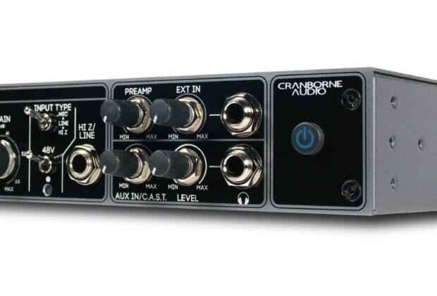 Cranborne Audio Camden EC-1 preamp mojo midiware recording studio audio project audiofader test review recensione andrea scansani