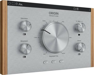 Cymatics Origin plug-in free gratis daw software mixing audiofader