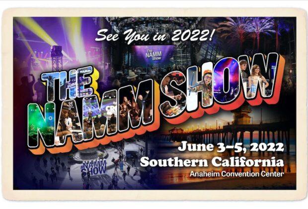 Namm Show 2022 postponed fiera eventi audio pro music entertainment audiofader