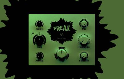 Native Instruments Freak fx plug-in audio software mixing modulazione plugin botique audiofader