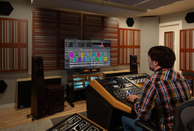 Steinberg Wavelab 11 editing podcast mixing mastering in the box daw software audiofader