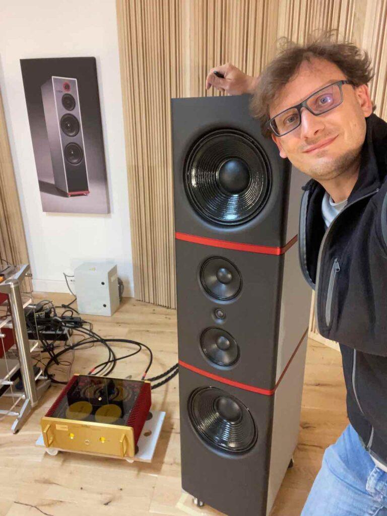 Stenheim Reference Ultime Two vdm sound group hifi audiofili ascolto home audiofader pro audio